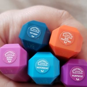 Fenty Beauty Makeup - Fenty Beauty Poutsicle Juice Satin Lipstick Bundle